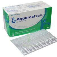AQUAREST 0,2 %, gel opthalmique en récipient unidose à Poitiers