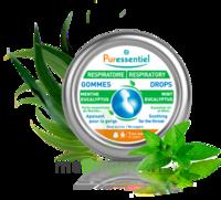 Puressentiel Respiratoire Gommes Menthe-Eucalyptus Respiratoire - 45 g à Poitiers