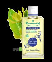 Puressentiel Bien-être Huile de massage BIO** Eveil des sens - Ylang Ylang - Gingembre - 100 ml à Poitiers