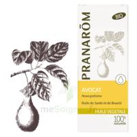 Pranarom Huile Végétale Bio Avocat à Poitiers