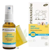 Pranarôm Aromapoux Bio Spray anti-poux 30ml+peigne à Poitiers
