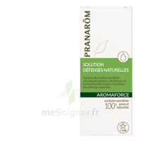 PRANAROM AROMAFORCE Lotion friction 5ml à Poitiers