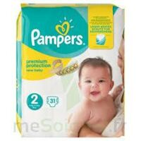 Pampers New Baby T2 3-6kg à Poitiers