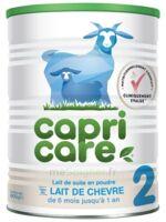 CAPRICARE 2EME AGE Lait poudre de chèvre entier 800g à Poitiers