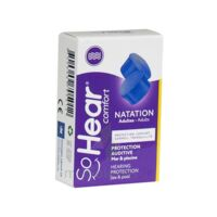 Sohearcomfort Protection Auditive Silicone Natation Adulte à Poitiers