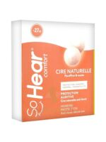 SOHEARCOMFORT Protection auditive cire naturelle