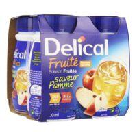 DELICAL BOISSON FRUITEE Nutriment pomme 4Bouteilles/200ml à Poitiers