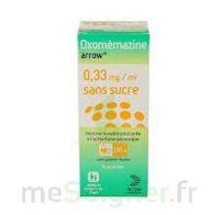 Oxomemazine Arrow 0,33 Mg/ml Sans Sucre, Solution Buvable édulcorée à L'acésulfame Potassique à Poitiers