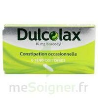 DULCOLAX 10 mg, suppositoire à Poitiers