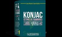 NUTRISANTE Konjac Cétones Framboises Gélules B/42 à Poitiers