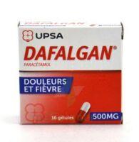 DAFALGAN 500 mg Gélules 2plq/8 (16) à Poitiers