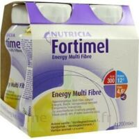 Fortimel Energy Multi Fibre, 200 Ml, Pack 4 à Poitiers
