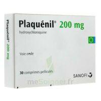 PLAQUENIL 200 mg, comprimé pelliculé à Poitiers