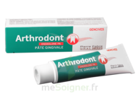 ARTHRODONT 1 % Pâte gingivale T/80g à Poitiers