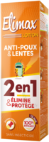 Elimax Lotion antipoux lentes 100ml à Poitiers