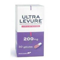Ultra-levure 200 Mg Gélules Fl/30 à Poitiers