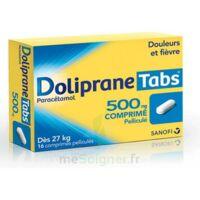 DOLIPRANETABS 500 mg Comprimés pelliculés Plq/16 à Poitiers