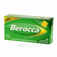 Berocca Comprimés effervescents sans sucre T/30 à Poitiers