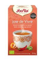 Yogi Tea Joie de Vivre à Poitiers