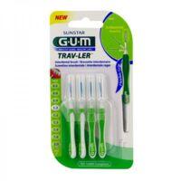 GUM TRAV - LER, 1,1 mm, manche vert , blister 4 à Poitiers