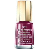 MAVALA V ongles rouge forever mini Fl/5ml à Poitiers