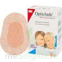 Opticlude Pansement orthoptique chair maxi 5,7x8cm B/20 à Poitiers