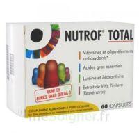 Nutrof Total Caps Visée Oculaire B/60 à Poitiers