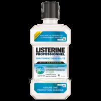 Listerine Professionnel Bain bouche traitement sensibilité 500ml à Poitiers