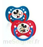 Dodie Disney sucettes silicone +18 mois Mickey Duo à Poitiers