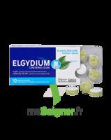 Elgydium Antiplaque Chew gum B/10 à Poitiers