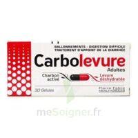CARBOLEVURE Gélules adulte Plq/30 à Poitiers