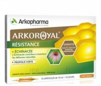 Arkoroyal Propolis verte Echinacée Solution buvable 20 Ampoules/10ml à Poitiers