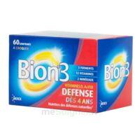 Acheter Bion 3 Défense Junior Comprimés à croquer framboise B/60 à Poitiers