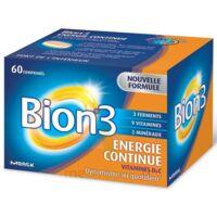 Acheter Bion 3 Energie Continue Comprimés B/60 à Poitiers