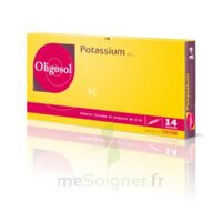 Oligosol Potassium Solution buvable en ampoule 14Amp/2ml à Poitiers
