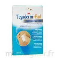 Tegaderm + Pad, 5 Cm X 7 Cm , Bt 5 à Poitiers
