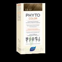Phytocolor Kit Coloration Permanente 7.3 Blond Doré à Poitiers
