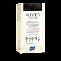 Phytocolor Kit Coloration Permanente 3 Châtain Foncé à Poitiers