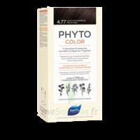 Phytocolor Kit coloration permanente 4.77 Châtain marron profond à Poitiers