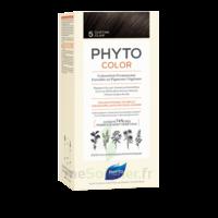Phytocolor Kit Coloration Permanente 5 Châtain Clair à Poitiers