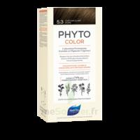 Phytocolor Kit Coloration Permanente 5.3 Châtain Clair Doré à Poitiers