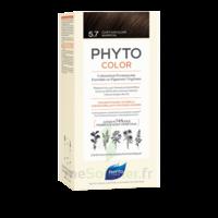 Phytocolor Kit coloration permanente 5.7 Châtain clair marron à Poitiers