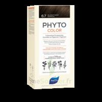 Phytocolor Kit Coloration Permanente 6.7 Blond Foncé Marron à Poitiers