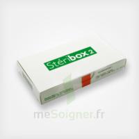 Stéribox Kit Prévention Et Hygiène Pour Les Toxicomanes Avec Seringues 100ui/ml à Poitiers