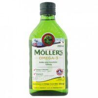 Mollers Huile De Foie De Morue Solution Buvable Citron 250ml à Poitiers