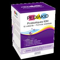 Pédiakid Probiotiques 10m Poudre 10 Sachets à Poitiers