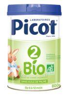 Picot 2 Bio Lait en poudre 800g à Poitiers