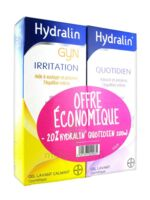 Hydralin Quotidien Gel Lavant Usage Intime 200ml+gyn 200ml à Poitiers