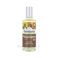 Natessance Huile Macadamia Bio 50ml à Poitiers