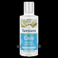 Natessance Huile Coco bio 100% pure 100ml à Poitiers
